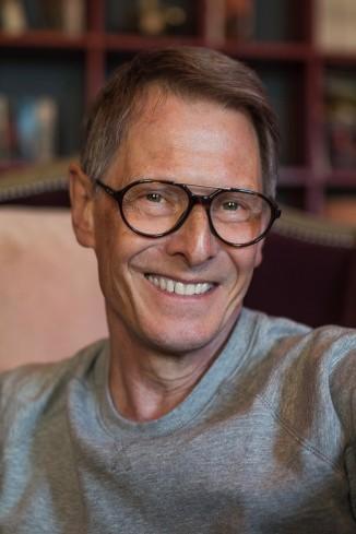 Moderator Christoph E.