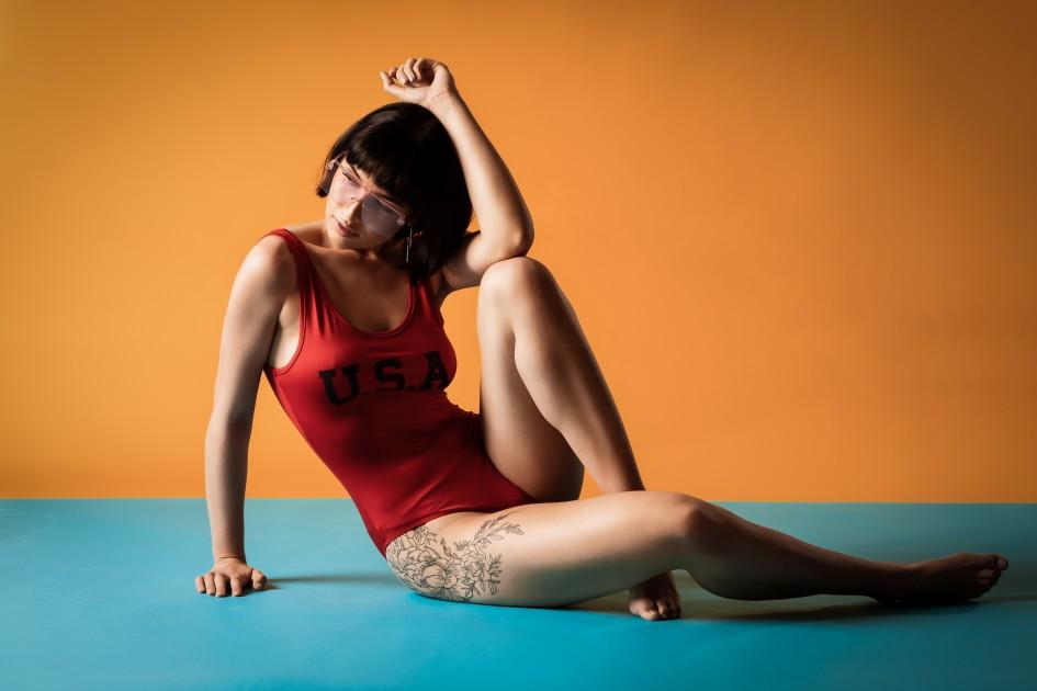 Model Samira B.