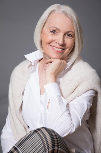Model Rita B.