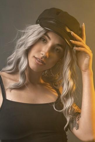 Model Sophia E.