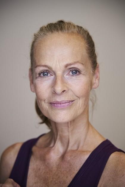 Model Karen B.