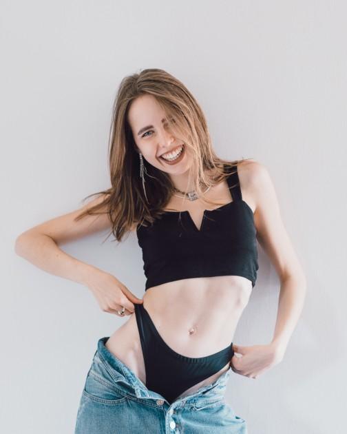 Model Annika M.