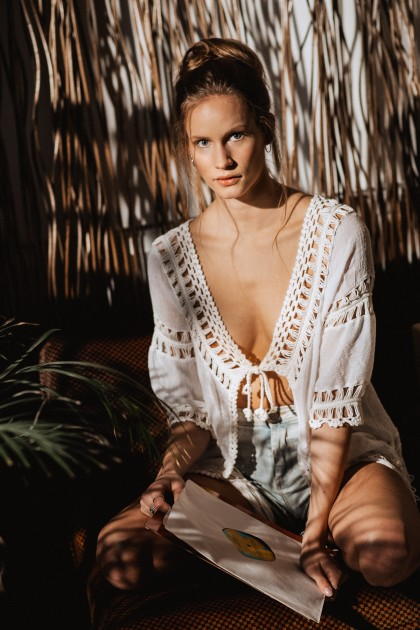 Model Eve-Marie H.
