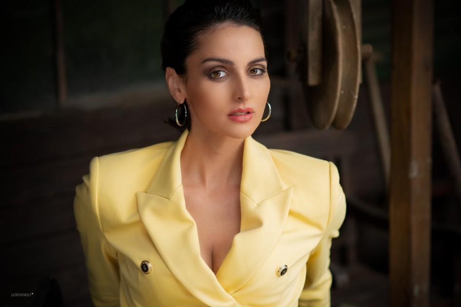 Model Shirin D.