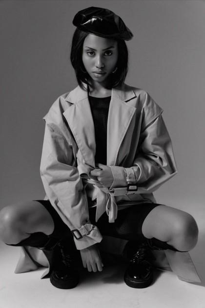 Model Maria Samira Poulos P.