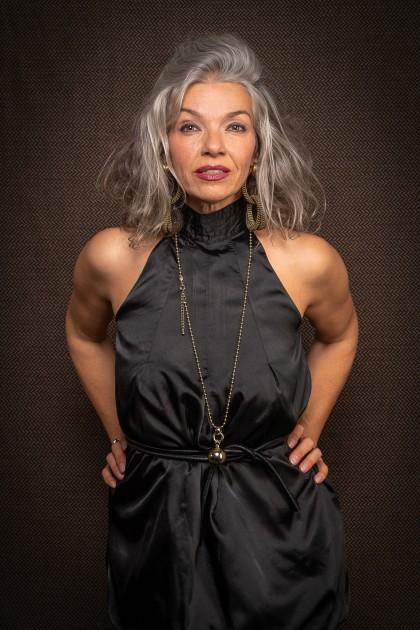 Model Susanne V.
